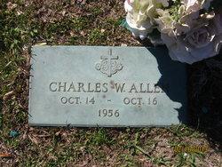 Charles W Allen