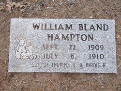 William Bland Hampton
