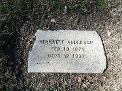 Herman F. Anderson