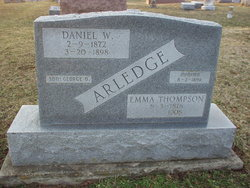 Emma <i>Thompson</i> Arledge