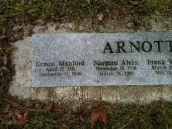 Ernest M. Arnott, Jr
