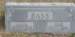 Louise <i>Baxter</i> Bass