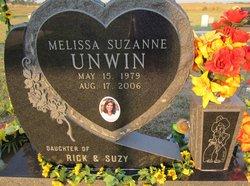 Melissa Suzanne Unwin
