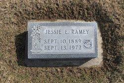 Jessie Elizabeth <i>Spalding</i> Ramey