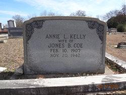 Annie Lenora <i>Kelly</i> Coe