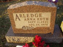 Anna Ruth Arledge