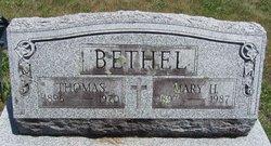 Mary Ellen <i>Harney</i> Bethel