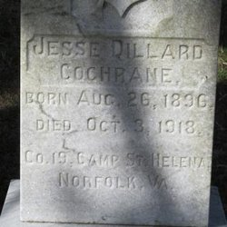 Jesse Dillard Cochrane