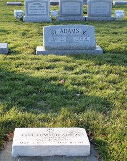 Irene <i>Baker</i> Adams