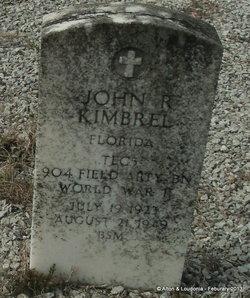John Roscoe Kimbrel