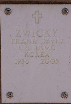 Frank David Zwicky