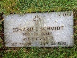 Edward Ernest Schmidt