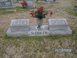 Velma <i>Mitchell</i> Sudduth