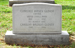 Clarence Kinsey Glover