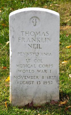Thomas Franklin Neil