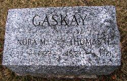 Nora Melissa <i>Covey</i> Gaskay