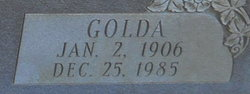 Golda <i>Johnson</i> Allen