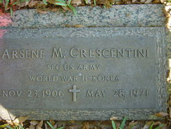 Arsene Marcel Crescentini