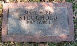 Mary Cecilia Houston <i>Webb</i> Strughold