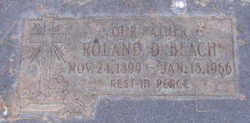 Roland Daniel Beach