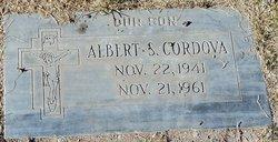Albert S Cordova