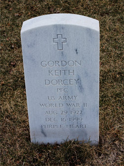 Gordon Keith Dorcey