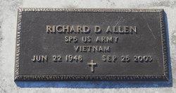Richard Dean Rick Allen