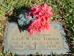 John W. Bill Turner