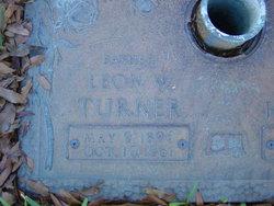Leon W. Turner