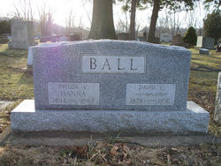 David Emery Ball