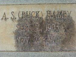 Alvin Strozier Buck Hamby