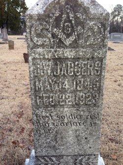Sgt James W Jaggers