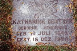 Katharina <i>Hemmerle</i> Dantzer