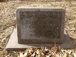 George Carr Chrisman