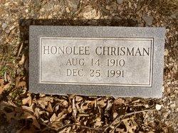 Honolee Chrisman