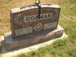 Verda Jean <i>Reiners</i> Goeman