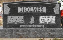 Bobby Wayne Holmes