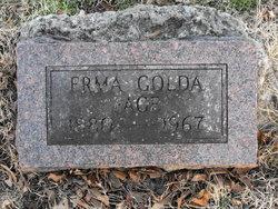 Erma Golda <i>Hupp</i> Page