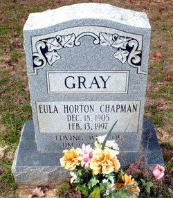 Eula May <i>Horton</i> Gray