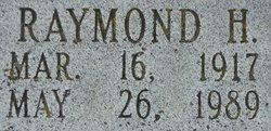 Raymond H Bryant