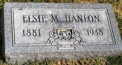 Elsie M. Hanlon