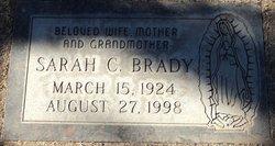Sarah <i>Chavez</i> Brady