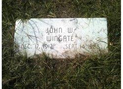 John Wesley Wingate