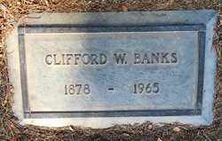 Clifford William Banks