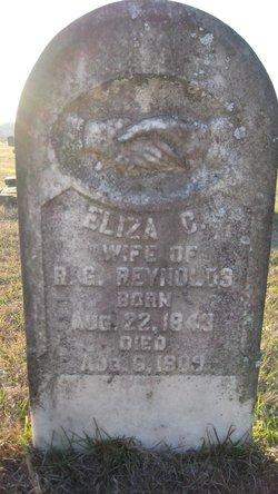 Eliza C. <i>Overstreet</i> Reynolds
