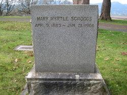 Mary Myrtle Scroggs