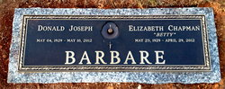Donald Joseph Barbare