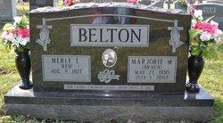 Mrs Marjorie Marge Belton