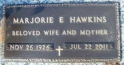 Marjorie <i>Beard</i> Hawkins