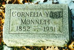 Cornellia <i>Yost</i> Monette